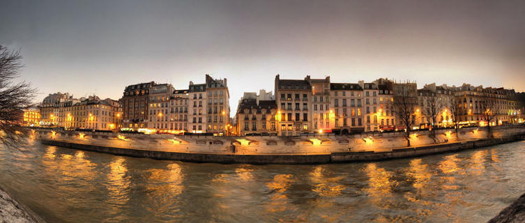 Paris Quai des Orfevres