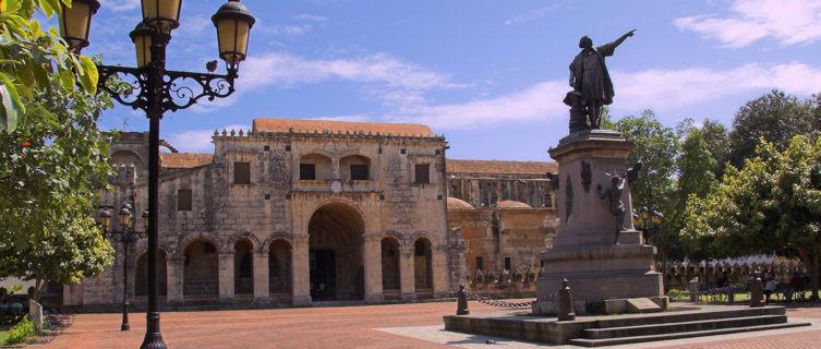 Catedral Primada de America Santo Domingo, Dominican Republic