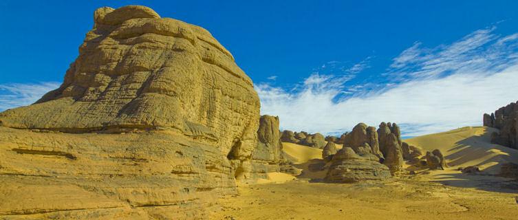 Algerian desert