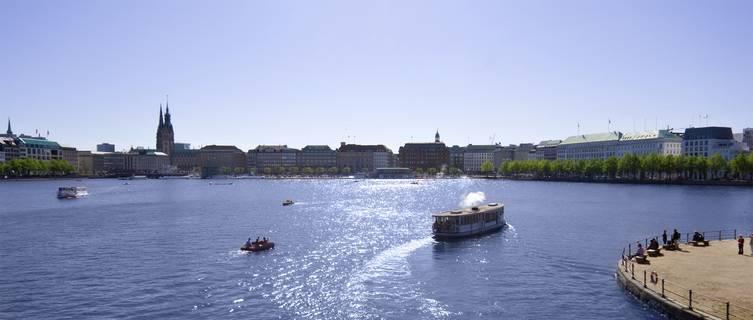 Alster Lake, Hamburg