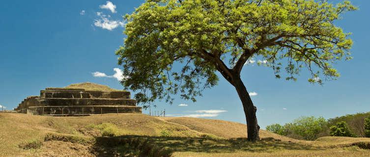 Ancient Ruins, El Salvador