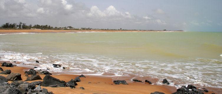 Aneho Beach, Togo