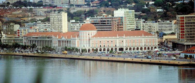 Angolan capital Luanda