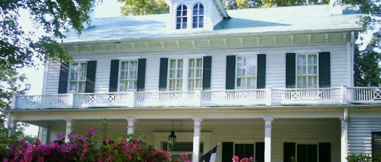 Antebellum home, Tennessee