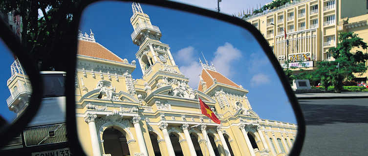 Architectural gems in Ho Chi Minh City