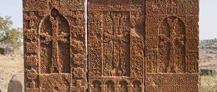 Armenian cross-stones