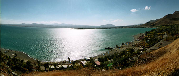 Armenia's Lake Sevan