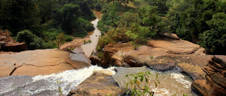 Banfora Waterfall, Burkina Faso