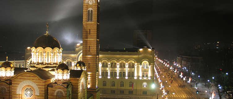 Banja Luka is Bosnia's second largest city