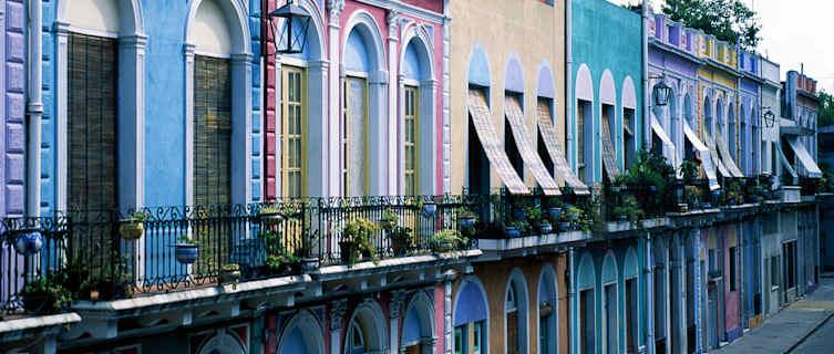 Barrio Reus, Montevideo, Uruguay