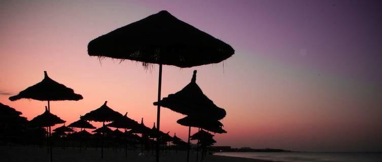 Beach at Sousse