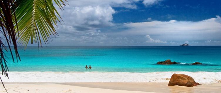 Beautiful beaches of the Solomon Islands