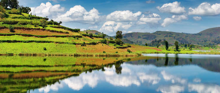 Beautiful Buyonyi Lake