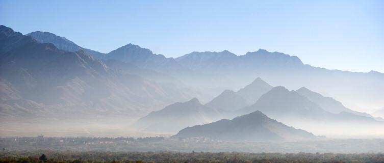 Beautiful Panjshir Valley, Afghanistan