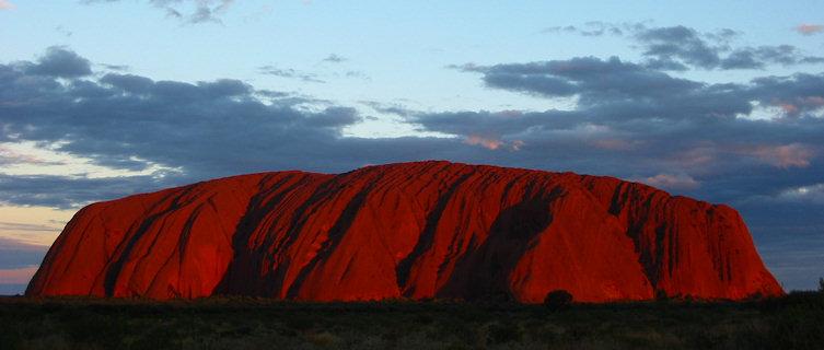 Beautiful Uluru, Northern Territory