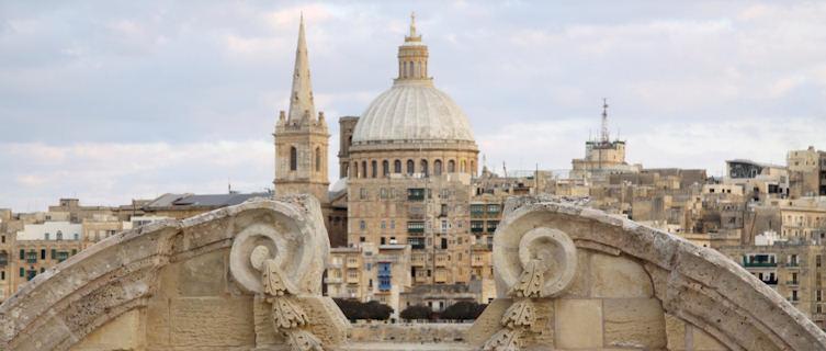 Beautiful Valletta, Malta
