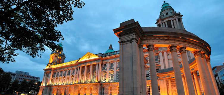 Belfast offers a vibrant city break