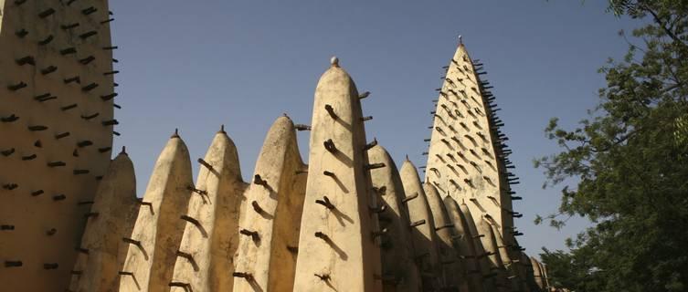 Bobo mosque, Burkina Faso