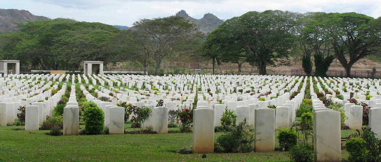 Bomana War Cemetery, Papua New Guinea