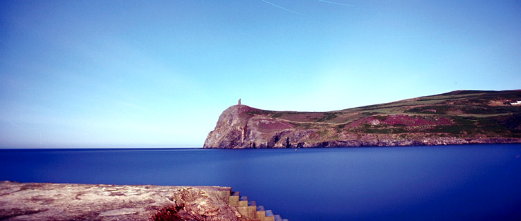 Bradda Hill, Isle of Man