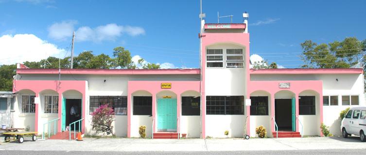 Carriacou Airport, Grenada
