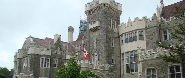 Casa Loma, Toronto