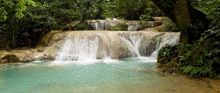 Cascades waterfall, Vanuatu