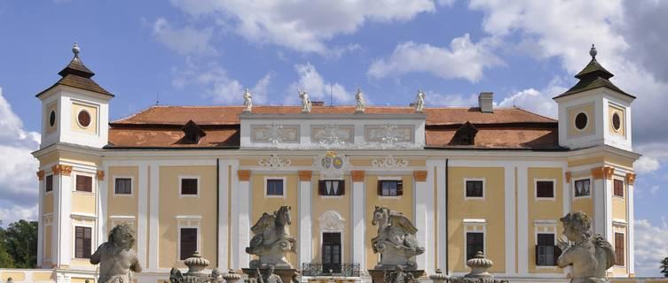 Castle Milotice, Czech Republic