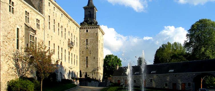 Castle of Harzé, Belgium