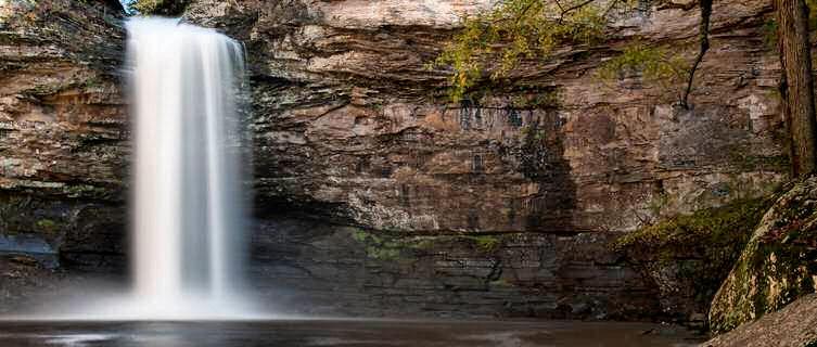 Cedar Falls in Arkansas