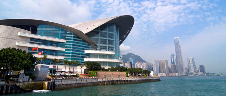 Convention and Exhibition Centre, Hong Kong