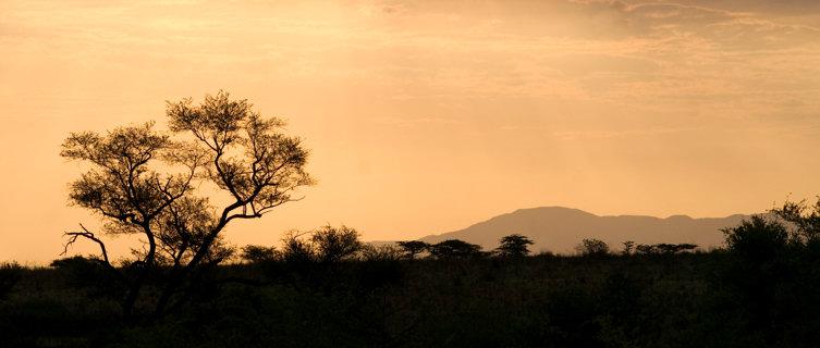 Dawn in Southern Ethiopia