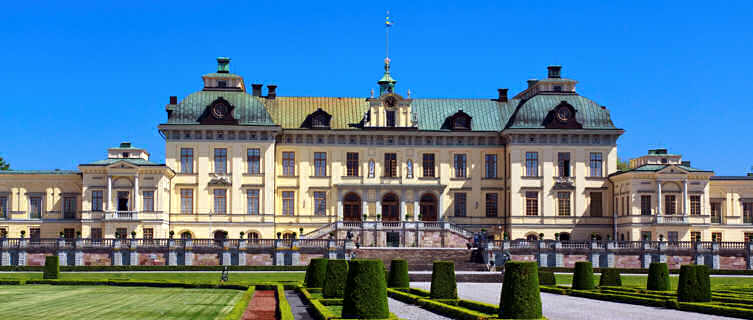 Drottningholm Palace,Stockholm