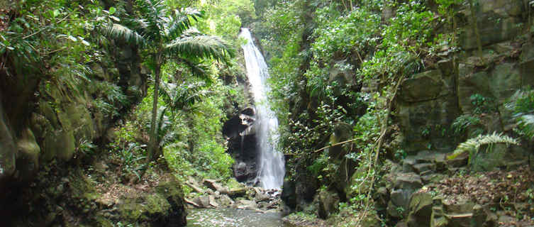 Falls of Baleine, St Vincent and the Grenadines