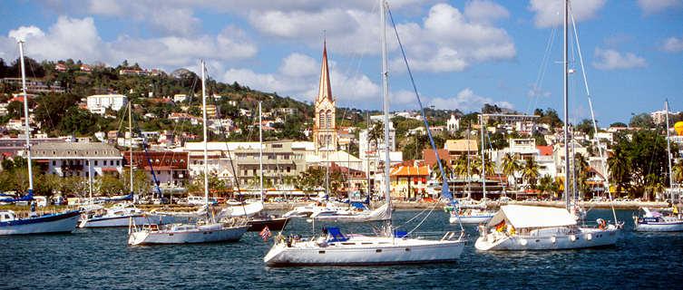 Fort-de-France, St Martinique