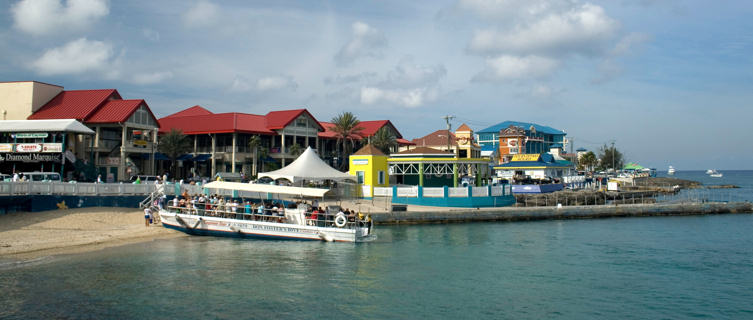 George Town Harbour, Grand Cayman