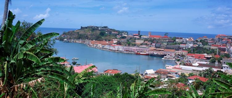 Grenada Coastline