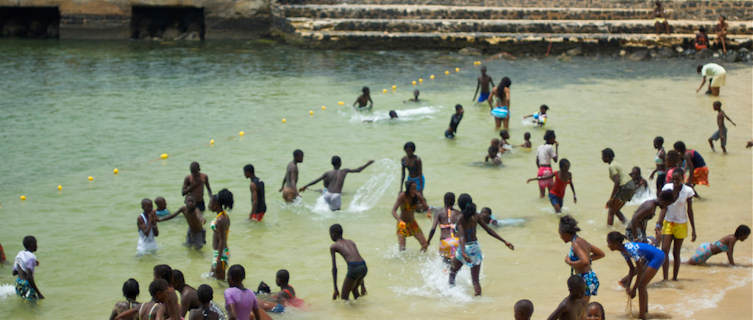 Ile de Goree, off Senegal