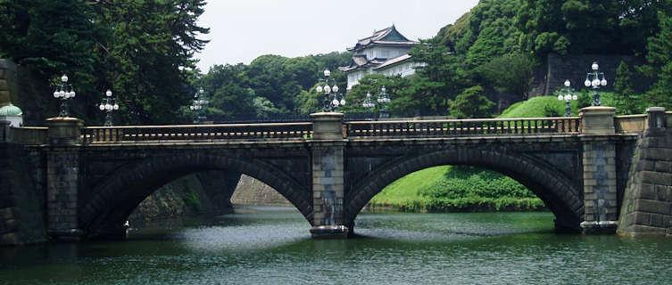 Imperial castle, Tokyo