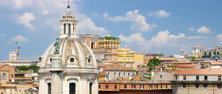Italy's capital Rome