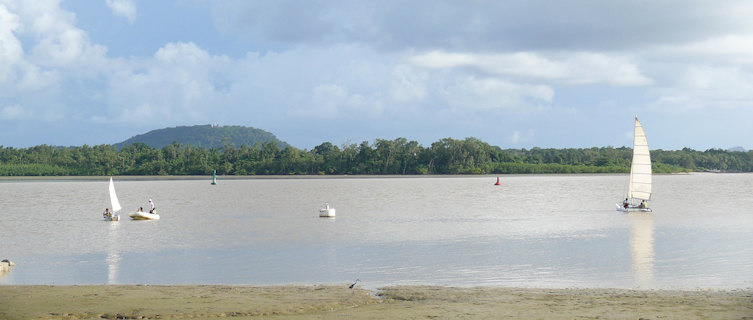 Kourou River sailing, French Guiana
