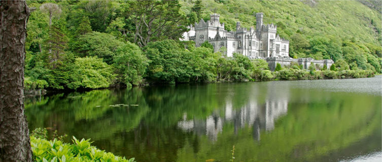 Kylemore Abbey Castle, Ireland