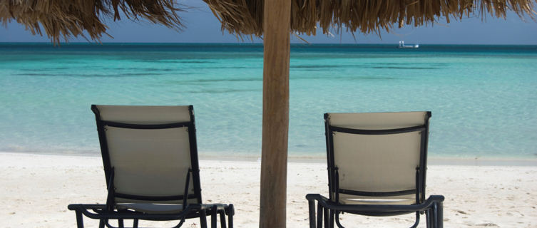 Leeward Coast beach, Guadeloupe