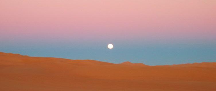 Libya's vast Sahara Desert