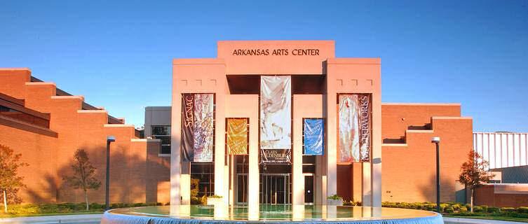 Little Rock Arts Center, Arkansas