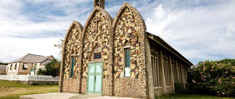 Local church, Anguilla