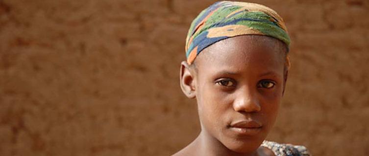 Mali girl