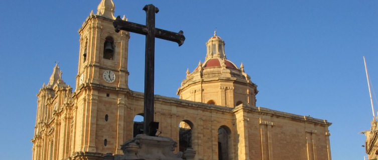 Malta cathedral