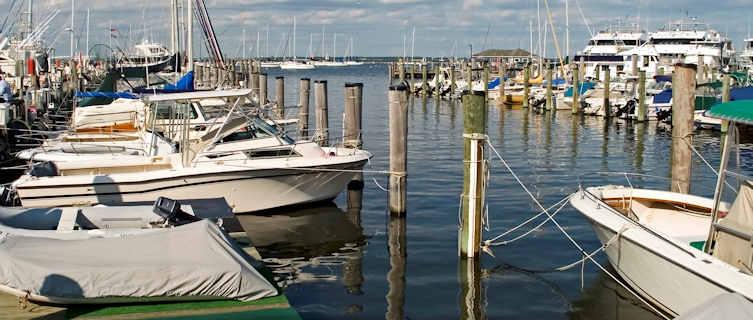 Marina, New Jersey