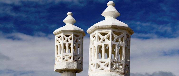 Mauritania minaret